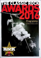 Classic Rock Award Pamphlet