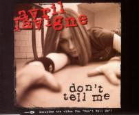 Avril Lavigne/Don't Tell Me