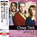 Cheap Trick/Hajimete Best~Mighty 80's