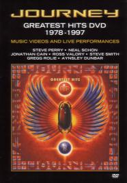 Journey/Greatest Hits(DVD)
