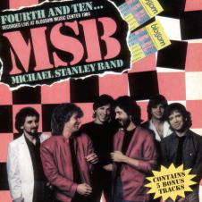 Michael Stanley Band/Fourth And Ten