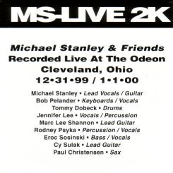 Michael Stanley And Friends/MS-Live 2K