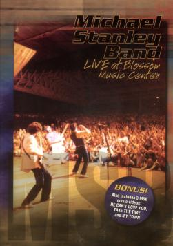 Michael Stanley Band/Live At Blossom Music Hall